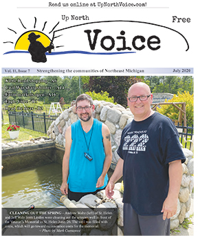 July Up North Voice