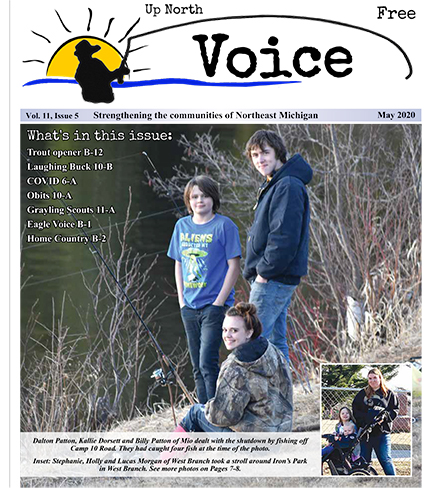 Up North Voice May 2020