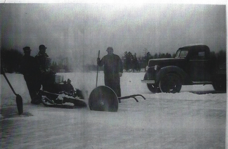 Clear Lake ice harvest