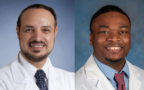 Program speakers include Interventional Cardiologist Maged Rizk, M.D., Ph.D., and Cardiologist Femi Showole, D.O.