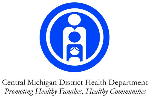 Central Michigan District Health Department logo