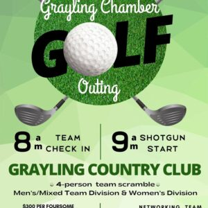Grayling Chamber Golf Outing