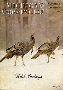 Michigan Conservation magazine
