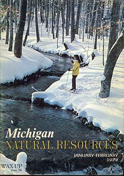 Michigan Natural Resources cover