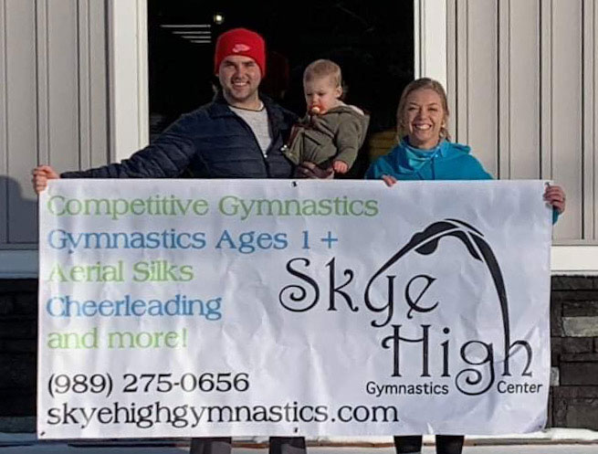 Skye High Gym