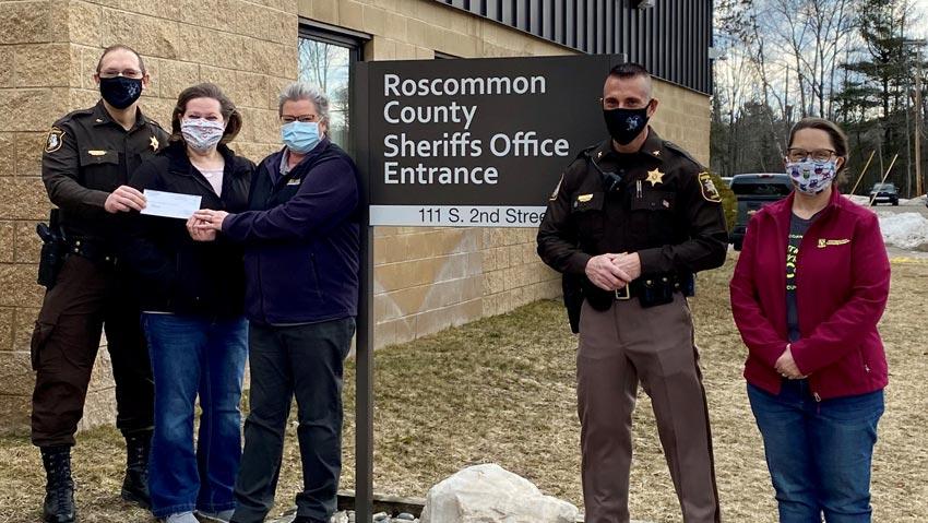 Roscommon Sheriff Dept. fundraiser