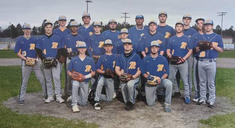 Mio district baseball team