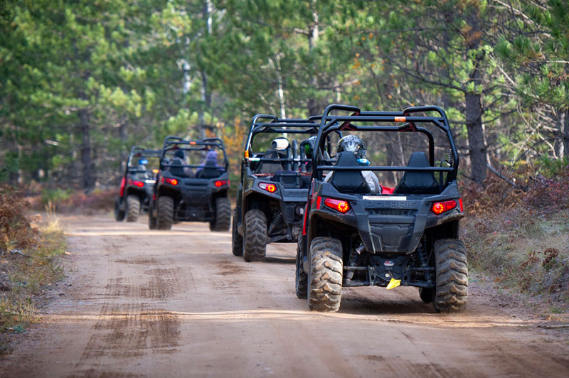 ORV trail rides