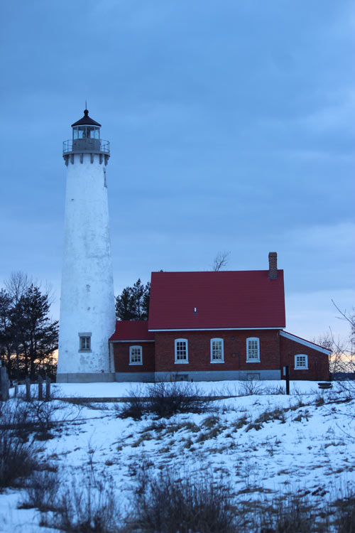 Tawas Point: Sharing history one Tuesday at a time