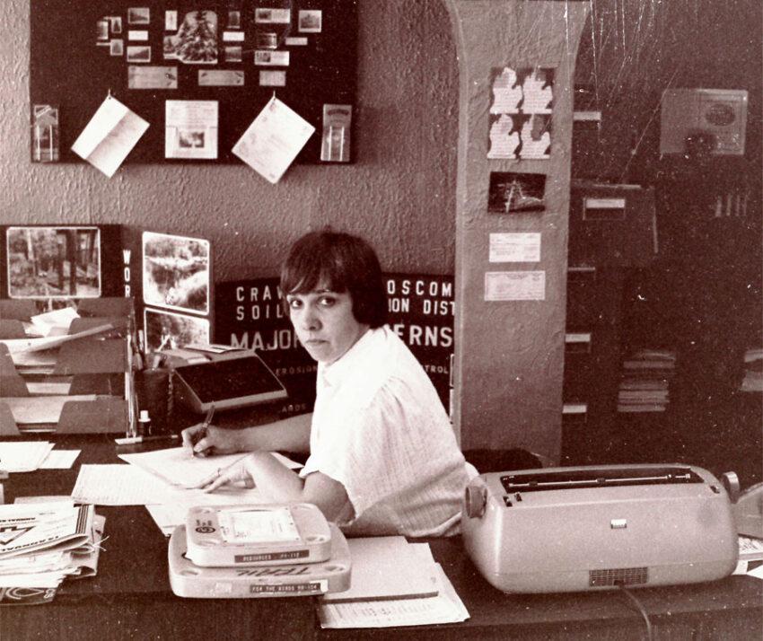 Barb Stauffer 1981