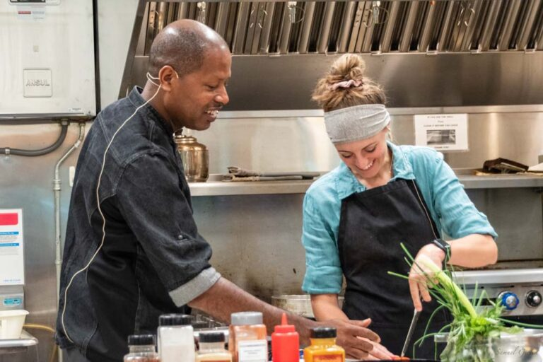Camp AuSable launches cooking show