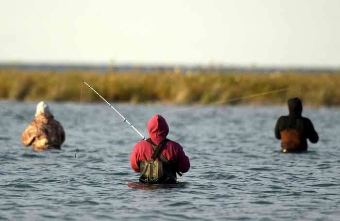 Weekly fishing report: October 20, 2021